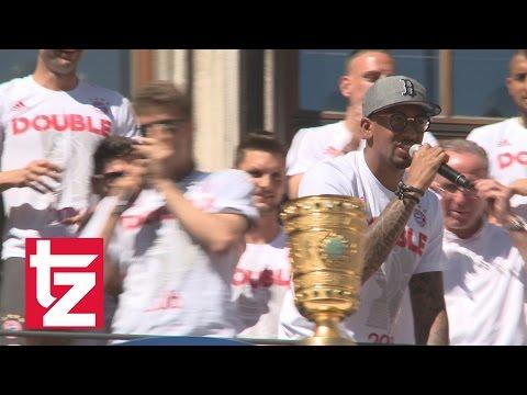 Jahresrückblick FC Bayern 2016 – Ribéry schmeißt Tor um – Boateng mit Beatbox-Einlage