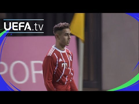 UEFA Youth League highlights: Bayern 3-1 Paris