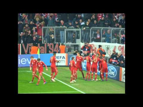 Fc Bayern vs Fc Basel 7:0