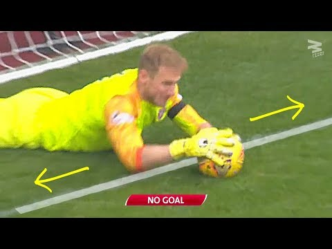 50⁺ Goal Line Saves by Goalkeepers