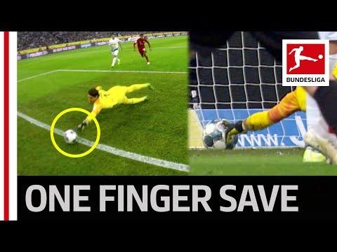Unbelievable Goalkeeper Reaction – Sommer's Super Save Shocks Bayern