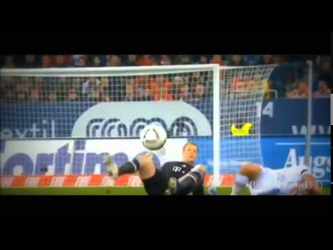 Manuel Neuer   The Sweeper Keeper ● More than just goalkeeper HD