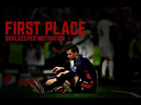 First Place – Goalkeeper Motivation