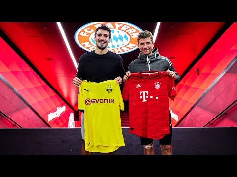 ThoMats Challenge #10 – Anniversary Edition from the Allianz Arena | Thomas Müller vs. Mats Hummels