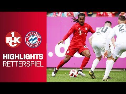 1. FC Kaiserslautern vs. FC Bayern München 1-1 | Highlights – Friendly Match