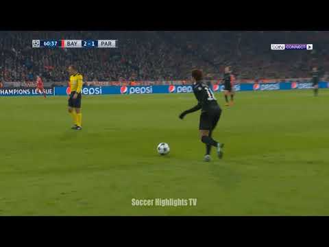 Bayern Munich vs PSG 3 – 1 All Goals and Highlights Champions League December 5 , 2017