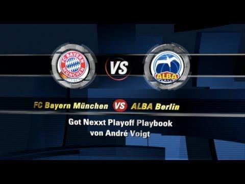 Playoff Playbook #9: FC Bayern München vs. ALBA Berlin