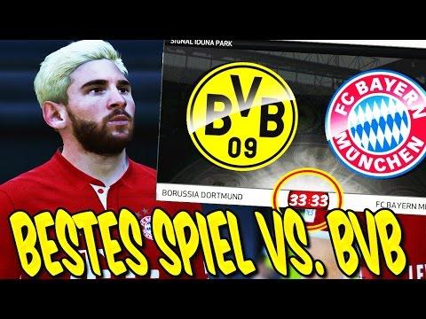 FIFA 17: BESTES SPIEL des JAHRES vs. BVB! – KARRIEREMODUS FC BAYERN GAMEPLAY (DEUTSCH) #17