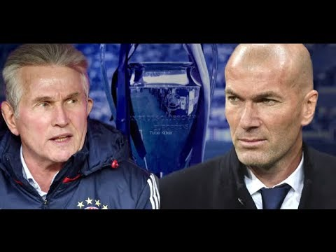 Bayern munich vs Real madrid – Promo – 2017/2018 – Trailer 4K