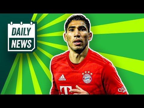 """Transfers: Hakimi zum FC Bayern? Der GOAT wechselt! Real Madrid holt das nächste """"Supertalent""""!"""