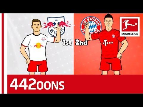 Werner, Lewandowski & Co. – RB Leipzig vs. FC Bayern München Rap Battle – Powered by 442oons