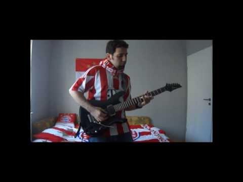 Stern des Südens – FC Bayern München (Guitar Cover by Bahij Ghata)
