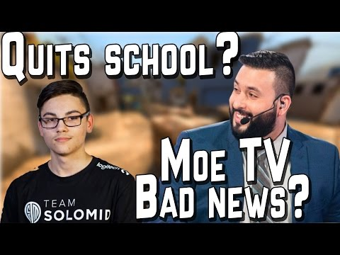 FC Bayern to Buy SK Gaming?! More Bad News for MoeTV! TSM Twistzz Quits School to Go Pro and More!