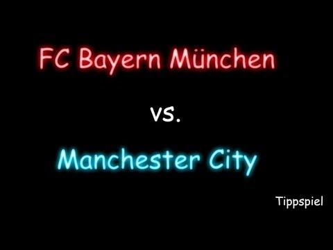 Tippspiel: Bayern München vs. Manchester City 2:0/CL. 2. Spieltag/27.09