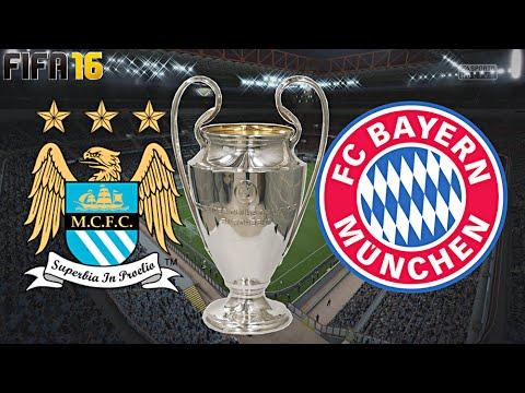 FIFA 16 – FC BAYERN MÜNCHEN gegen MANCHESTER CITY (CHAMPIONS LEAGUE FINALE)◄FCB #62►