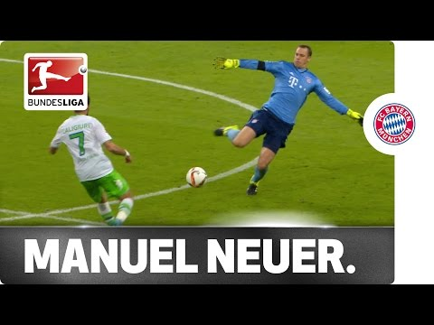 Sweeper Keeper – Neuer At It Again