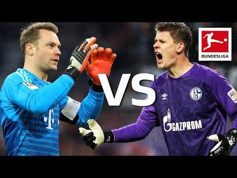 Manuel Neuer vs. Alexander Nübel – World Star & Young Gun Go Head-to-Head
