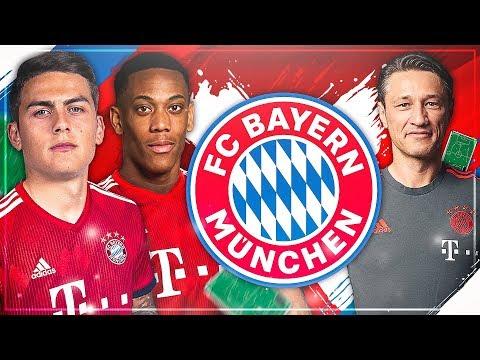 EINE NEUE GENERATION!?? 😳 TRANSFERS, VERKÄUFE & KADERPLANUNG!! 🔥🔥 – FIFA 19 FC Bayern Karriere #0