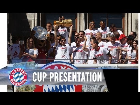 FC Bayern Cup Presentation | ReLive