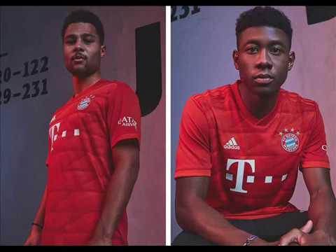 Bayern Munich Jersey 19/20