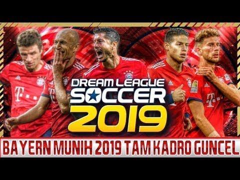 DLS 19 BAYERN MÜNİH YAMASI –  Dream League Soccer 19