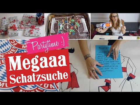 Kindergeburtstag | DIY | Schatzsuche zum Nachmachen | FC Bayern