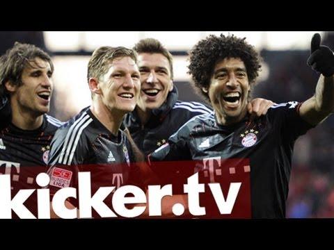Der FC Bayern siegt und siegt – auch ohne Robben .. . kicker.tv