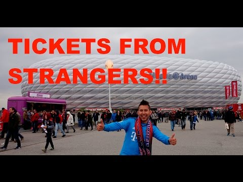 BOUGHT TICKETS FROM A STRANGER. SAT WITH OPPOSING FANS! | Vlog #7