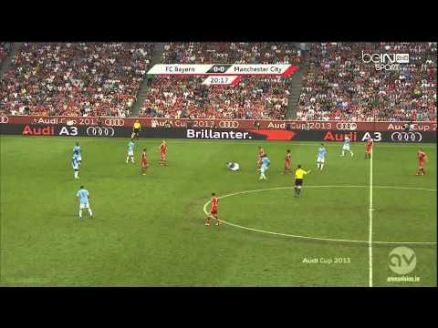 Kroos – Schweinsteiger – Thiago | Skills & TeamPlay | Bayern Munich vs Manchester City | 2013