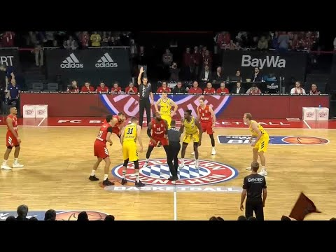 GERMAN BBL 19-20 – W7 – FC BAYERN MUNICH-ALBA BERLIN
