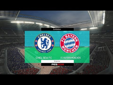 Chelsea vs Bayern Munchen – International Champions Cup 2017 Gameplay