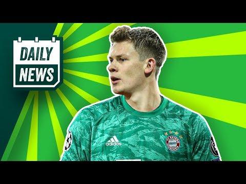 Sancho für 120M zu Chelsea? Schalke: Nübel zum FC Bayern! Gregoritsch kommt auf Leihbasis!