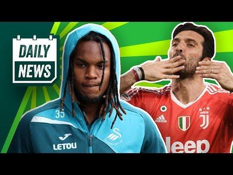 Juventus: Buffon zu PSG? FC Bayern: Rekordtransfer geplant & Neuer im DFB-Pokal Finale? Daily News