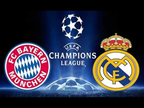Bayern Munich 0-4 Real Madrid 29.04.2014 Semi-Finals Champions