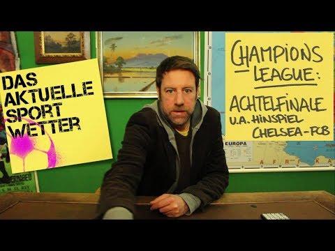 Sportwetten für die Champions League | u.a. Chelsea- Bayern  & 3 Fußballwetten, Prognosen | 25.02.20