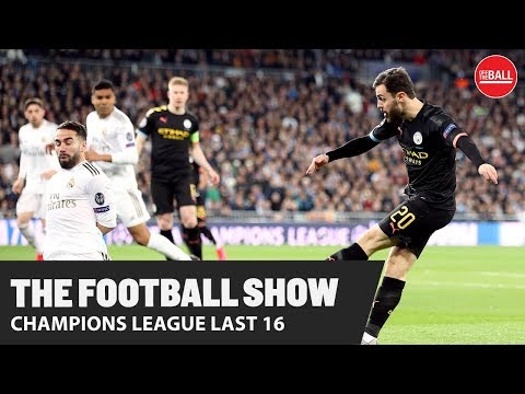 THE FOOTBALL SHOW | Real Madrid vs Man City | Bayern humble Chelsea | LIVE