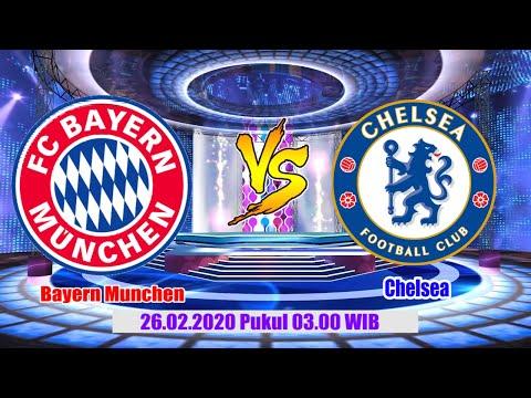 Jadwal Live Streaming Chelsea vs Bayern Munchen Prediksi, Skor H2H, Live Streaming
