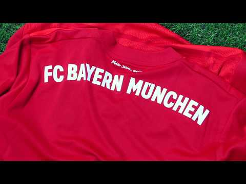 Adidas Bayern Munich 2019/20 Home Soccer Jersey | Official Bayern Munich Football Shirt 2019/20