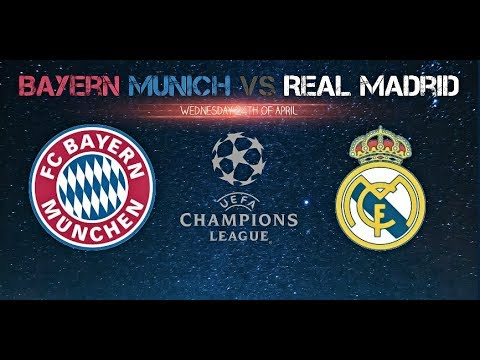 Real Madrid Vs Bayern Munich | Uefa Champions League Semi Final Promo | 2018