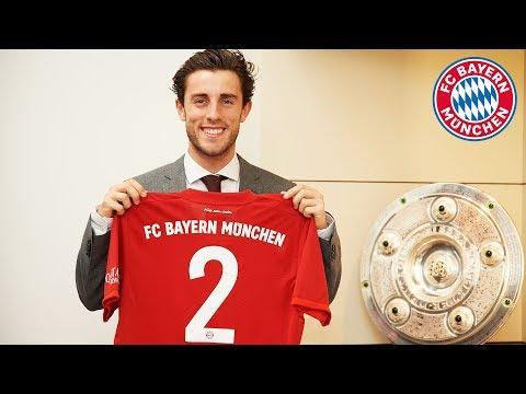 👋 #ServusÁlvaro: FC Bayern leiht Odriozola von Real Madrid aus