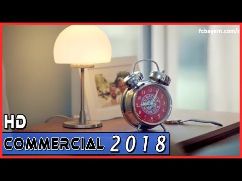» FC BAYERN SHOP Werbung 2018 Commercial Germany HD
