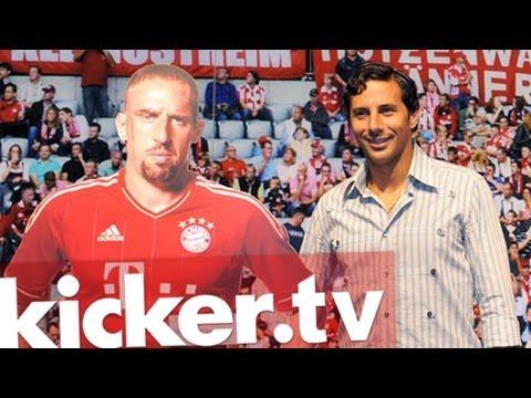 ERLEBNISSWELT FC BAYERN – KICKER TV