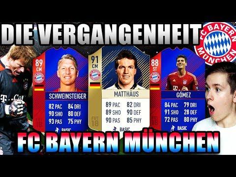 FIFA 18: Einfach nur Legendär! DIE VERGANGENHEIT – Bayern München🔥⛔️ – Ultimate Team – Icon Matthäus