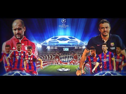 FC Bayern Munchen 3 – 2 (3:5) FC Barcelona ● 12.05.2015 ● PROMO ● ||HD||