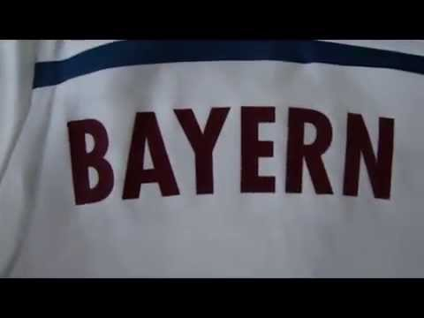 Fc Bayern Munich Jersey Away 2014/2015