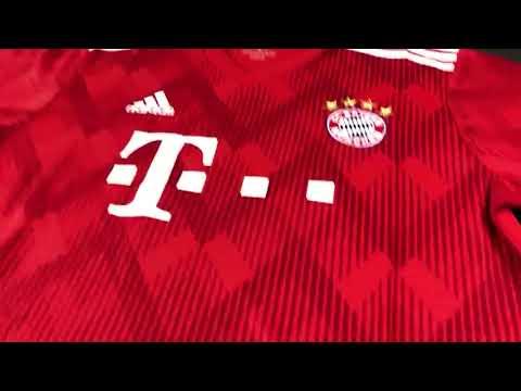 Bayern Munich 2018-19 Jersey – jerseysoccercheap.com