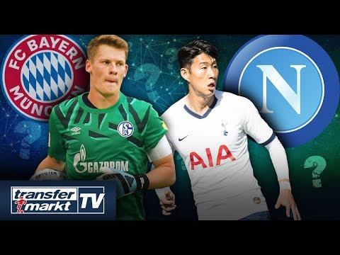 Nübel 2020 zum FC Bayern? – Son bei Neapel ins Gespräch gebracht | TRANSFERMARKT