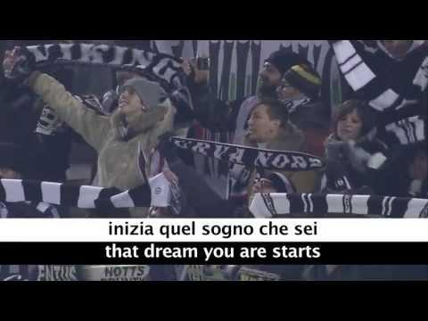 Juventus Theme Song – Storia Di Un Grande Amore – with Lyrics and Translation