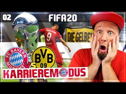 FIFA 20: SUPERCUP FC BAYERN vs BORUSSIA DORTMUND ⚽️ #02