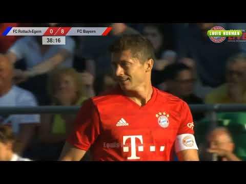 Skor yang sangat MENCOLOK O – 23 !!! Fc Rottach vs Bayer Munich
